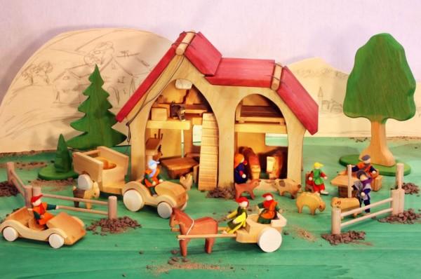 Wohnhaus/Bauernhaus