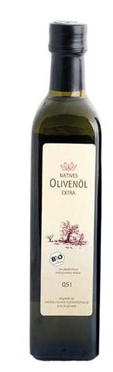 Griechisches Demeter Olivenöl