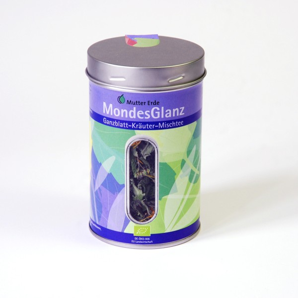 MondesGlanz / Ganzblatt Tee, BIO