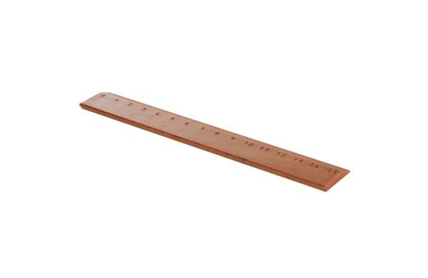 Lineal in drei Größen
