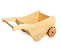 Holzschubkarre