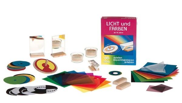 Licht und Farben
