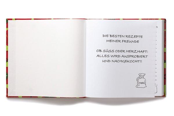 Kochbuch - die besten ezepte meiner Freunde