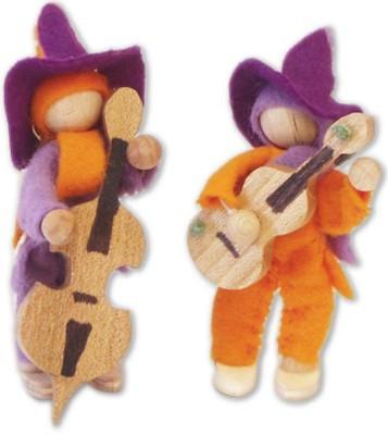 Püppchenset Musiker 2er Set