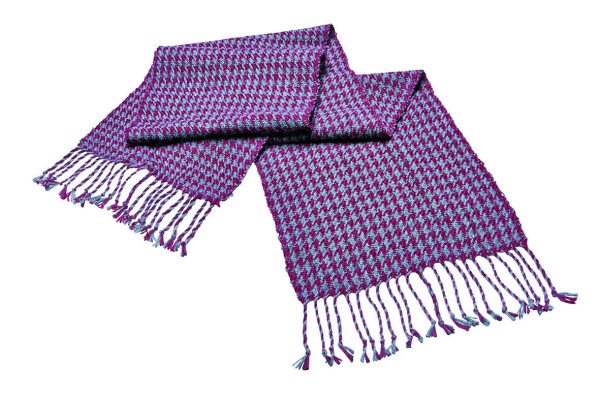 Alpaka-Schal