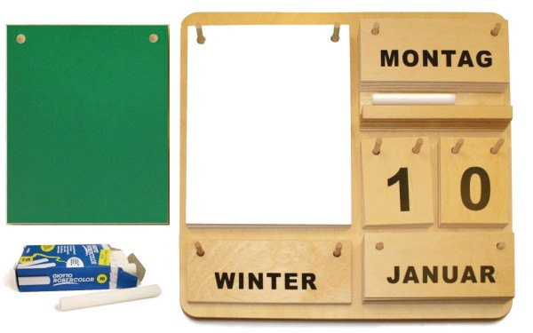 Gestalt - Ewiger Kalender