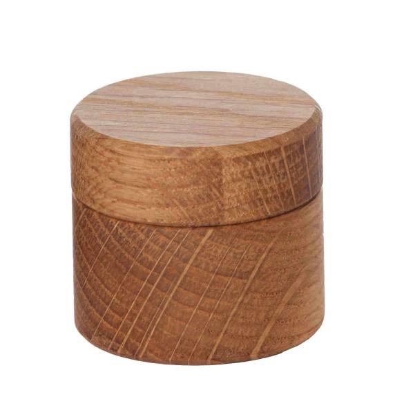 Holzdose aus Eiche