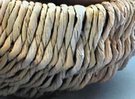 Bastel-Set Apfelkörbchen