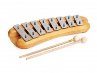 Glockenspiel, Diatonisch