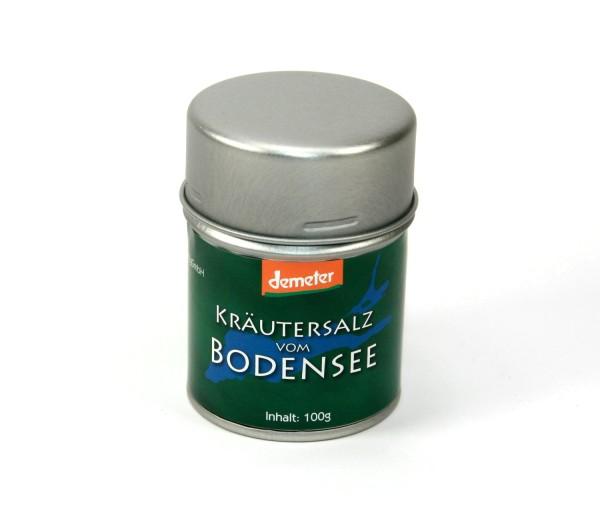 Kräutersalz am Bodensee
