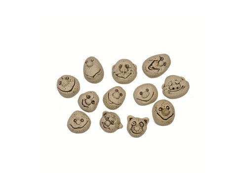 Magnet-Pins ´´Wichtelsteine´´