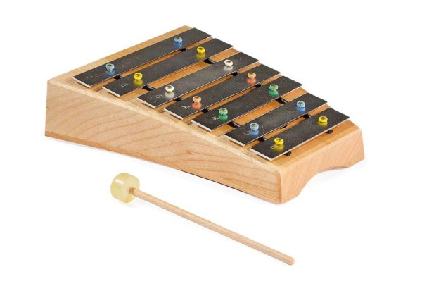Pentatonisches Glockenspiel carillon