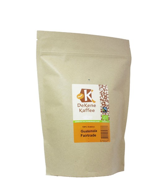 fairtrade Kaffe Guatemala