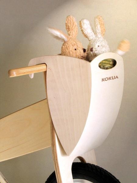 Lenkerkorb für Laufrad