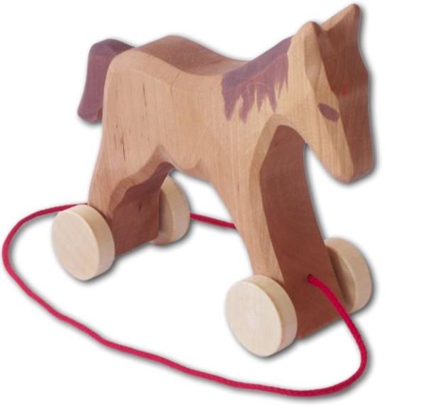 Pferd zum Nachziehen