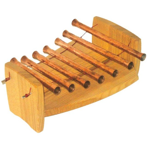 Himmelsleiter, Pentatonisches Glockenspiel